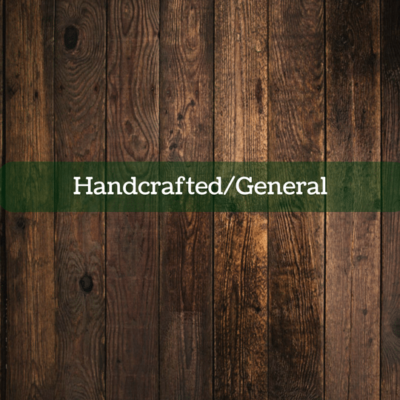 Handcrafted/General