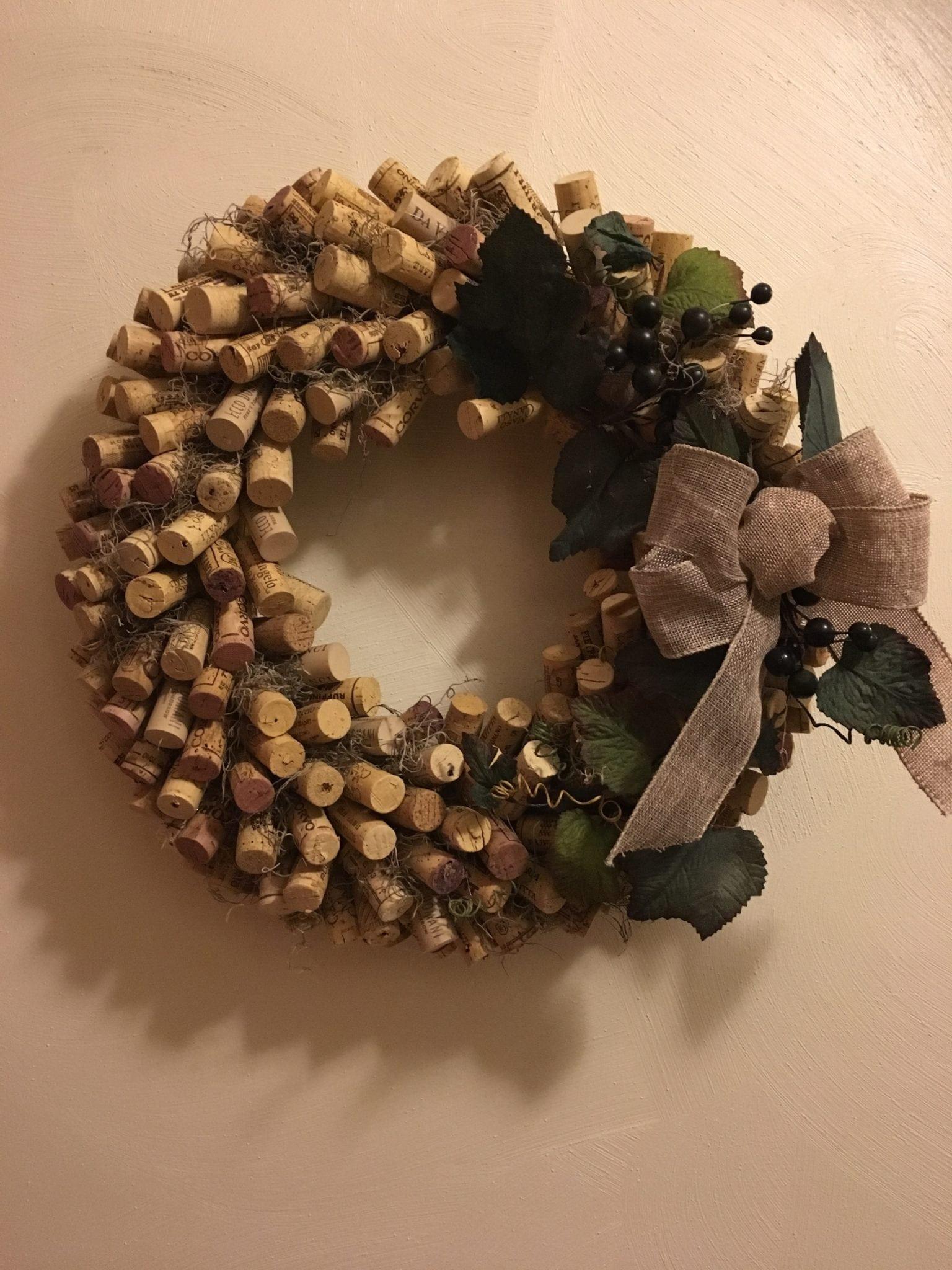 Cork Wreath Topsimages